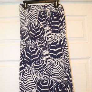 Small Lilly Pulitzer Dress in Oh Cabana Boy
